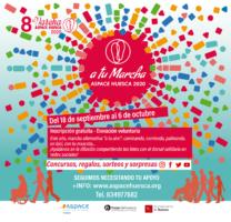 Presentación 8 Marcha Aspace Huesca